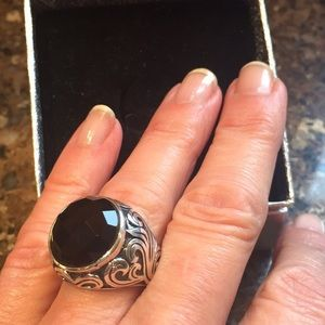 NWT Premier Designs Riley Ring Size 7